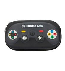 Monster Cars - Pencil case - Black Controller (0411076)