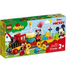 LEGO DUPLO - Mickey & Minnie Birthday Train (10941)