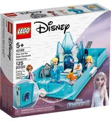 LEGO Disney - Elsa and the Nokk Storybook Adventures (43189)
