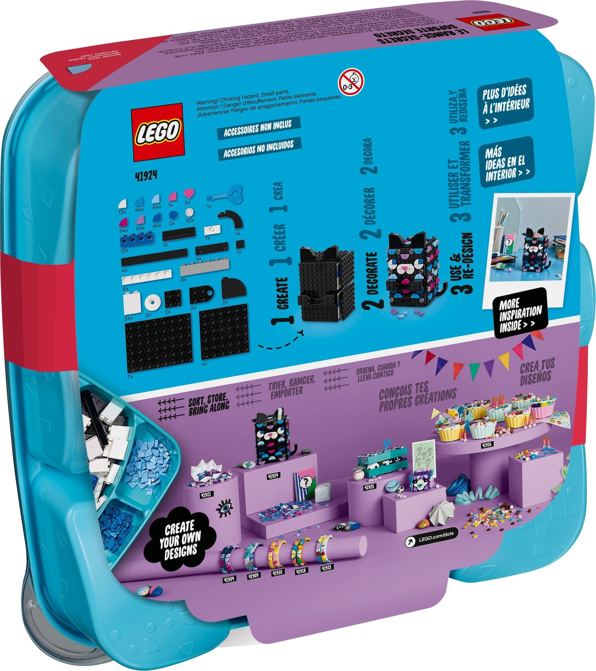 Kaufe LEGO DOTS   Secret Holder 20   Versandkostenfrei