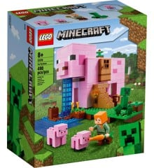 LEGO Minecraft - The Pig House (21170)
