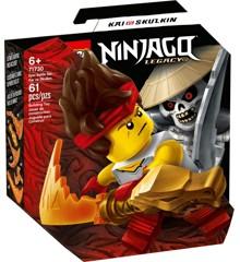 LEGO Ninjago - Epic Battle Set - Kai vs. Skulkin (71730)