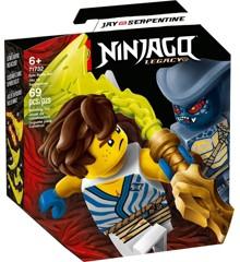 LEGO Ninjago - Epic Battle Set - Jay vs. Serpentine (71732)