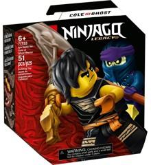 LEGO Ninjago - Episk kampsæt – Cole mod spøgelseskriger (71733)