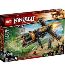 LEGO Ninjago - Klippeknuser (71736)