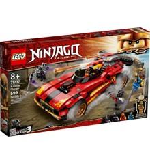 LEGO Ninjago - X-1 ninjabil (71737)