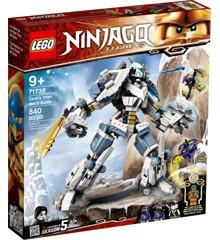 LEGO Ninjago - Zanes kæmperobotkamp (71738)