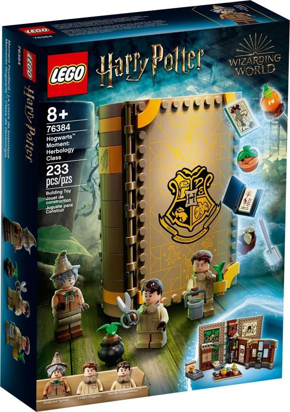 LEGO Harry Potter - Hogwarts™-scene: Botaniklektion (76384)