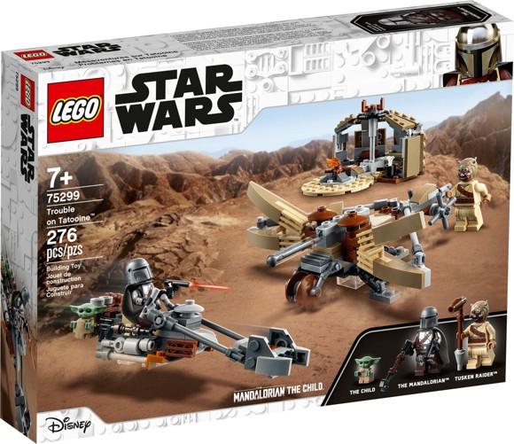 LEGO Star Wars - Trouble on Tatooine™ (75299)