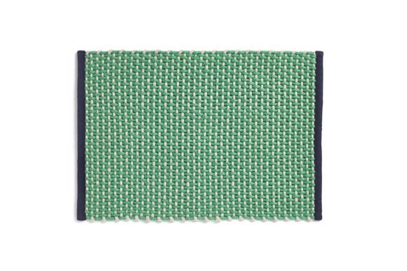 HAY - Dørmåtte 50 x 70 cm - Lysegrøn