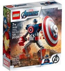 LEGO Super Heroes - Captain Americas kamprobot (76168)