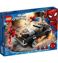 LEGO Super Heroes - Spider-Man og Ghost Rider mod Carnage (76173)