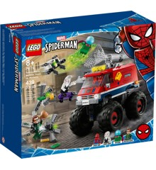 LEGO Super Heroes - Spider-Mans monstertruck mod Mysterio (76174)