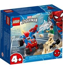 LEGO Super Heroes - Spider-Man og Sandmans opgør (76172)