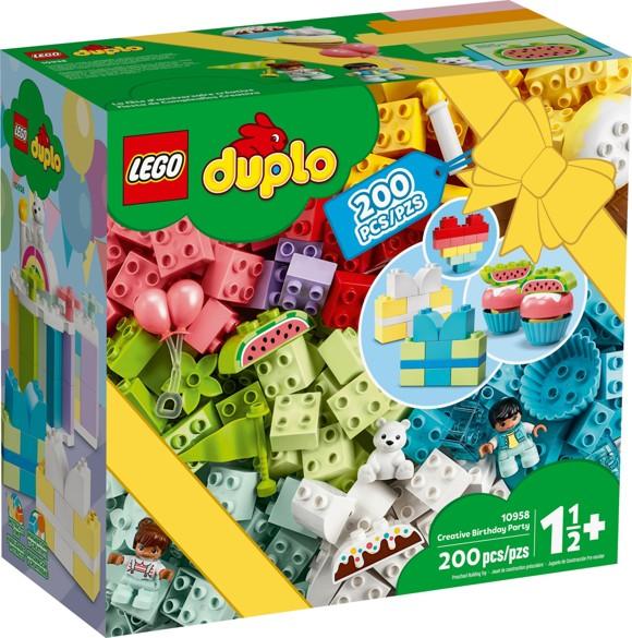 LEGO DUPLO - Creative Birthday Party (10958.)