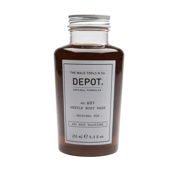Depot - No. 601 Gentle Body Wash Original Oud 250 ml