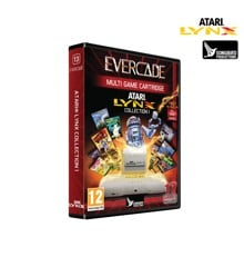 Evercade Lynx Collection 1 Cartridge