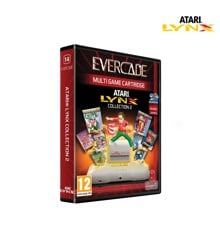 Evercade Lynx Collection 2 Cartridge