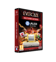 Evercade Jaleco Collection 1 Cartridge