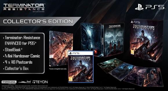 Terminator: Resistance Enhanced (Collector's Edition)
