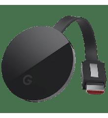 Google - Chromecast Ultra