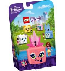 LEGO Friends - Olivias flamingoboks (41662)