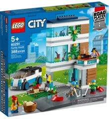 LEGO City - Familiehus (60291)