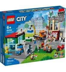 LEGO City - Bymidte (60292)