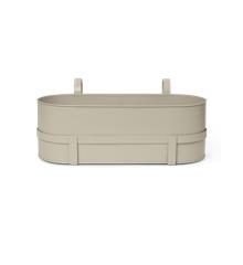 Ferm Living - Bau Balcony Box - Cashmere (1104263537)