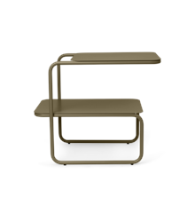 Ferm Living - Level Side Table - Olive (1104263808)