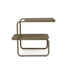 Ferm Living - Level Side Table - Olive (1104263808)