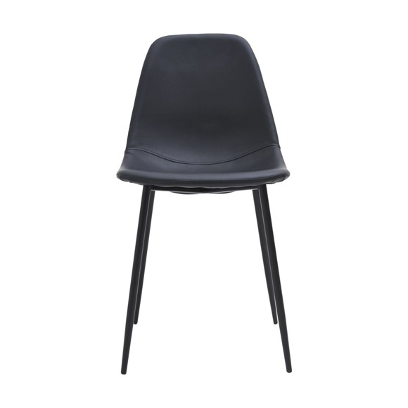 House Doctor - Found Chair - Black