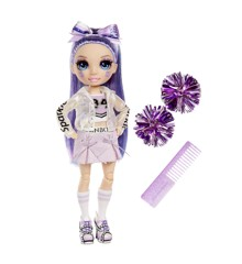 Rainbow High - Cheer Doll - Violet Willow (572084)