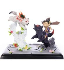 First4Figures – Okamiden (Chibiterasu VS Dark Chibiterasu & Possessed Kuni) RESIN