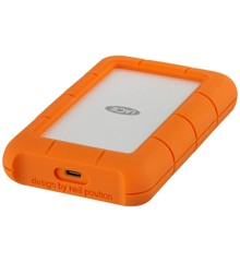 Lacie - Rugged 4TB Crush- And Rain-Resistant Harddisk