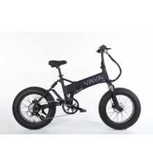 Vaya - Fatbike FB-1 E-Bike - Electric Bike - Black (1647BL)