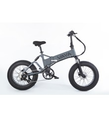 Vaya - Fatbike FB-1 E-Bike - Electric Bike - Dark Grey (1647DG)