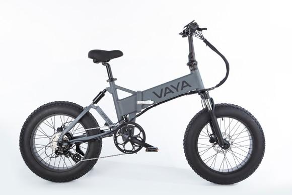 Vaya - Fatbike FB-1 E-Bike - Electric Bike - Dark Grey (1647DG)