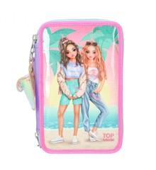 Top Model - Tripple Pencil Case - Miami (0411213)