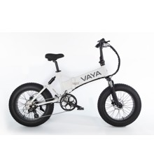 Vaya - Fatbike FB-1 E-Bike - Electric Bike - White (1647WH)