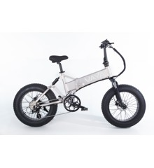 Vaya - Fatbike FB-1 E-Bike - Electric Bike - Silver (1647SI)