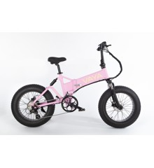 Vaya - Fatbike FB-1 E-Bike - Electric Bike - Flamingo (1647FL)