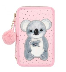 Top Model - Trippel Pencil Case - Koala (0411202)