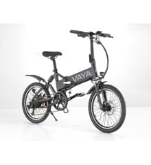 Vaya - Urban E-Bike UB-1 - Electric Bike - Black (1643BL)