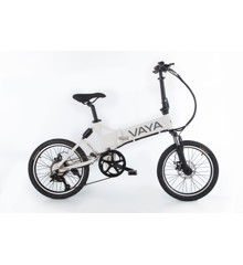 Vaya - Urban E-Bike UB-1 - Electric Bike - White (1643WH)