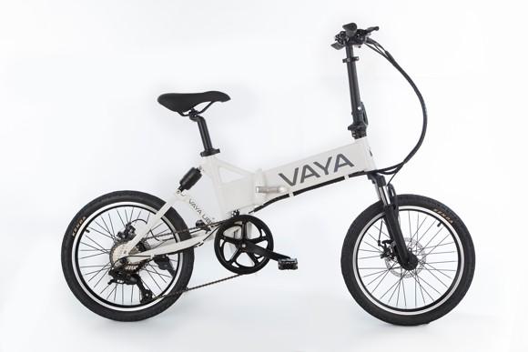 Vaya - Urban E-Bike UB-1 - Electric Bike - White (1643WH)