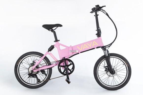 Vaya - Urban E-Bike UB-1 - El-Cykel - Flamingo