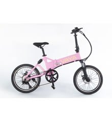 Vaya - Urban E-Bike UB-1 - Electric Bike - Flamingo (1643FL)