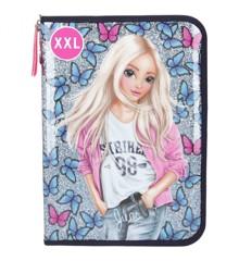 Top Model - XXL Pencil Case - Butterfly (0411174)