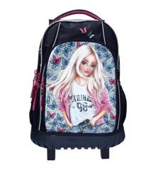 Top Model - Backpack Trolley - Butterfly (0411178)